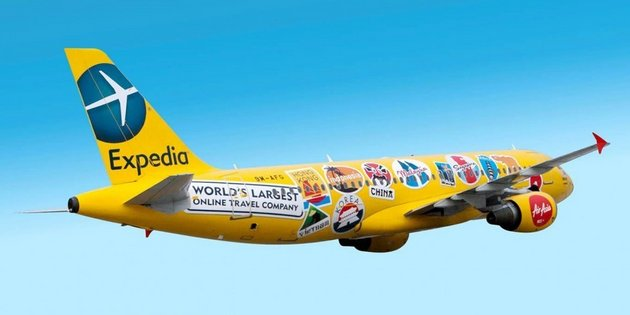Expedia - World's largest online travel company; Foto: Expedia