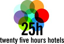 Logo 25hours Hotel The Circle