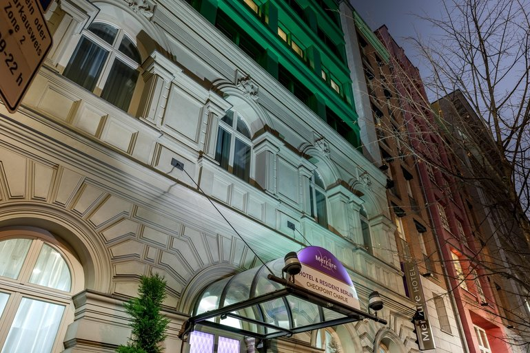 Main Image Mercure Hotel & Residenz Berlin Checkpoint Charlie