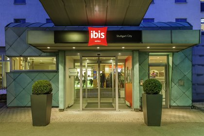 Main Image ibis Stuttgart City