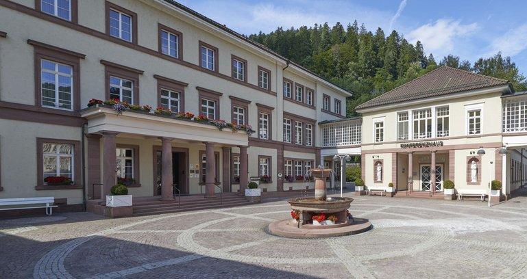 Main Image Hotel Therme Bad Teinach