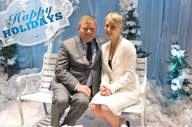 1Actors William Shatner and Kaley Cuoco, who star in several Priceline.com TV ads, are hoping for a great 015 for the company, although things have gotten off to a bumpy start. Priceline