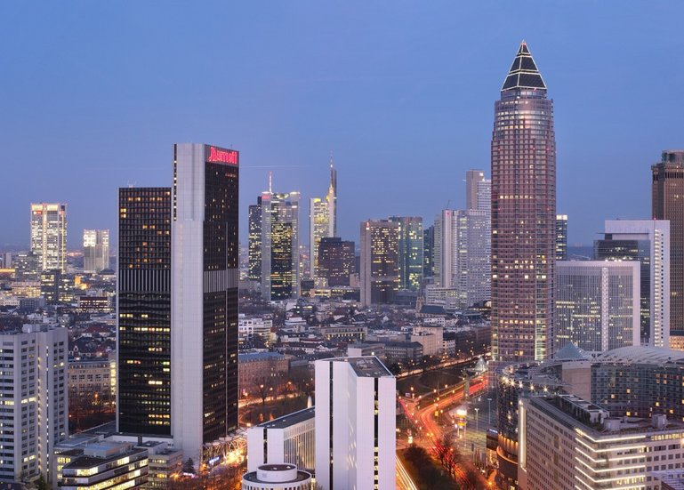 Main Image Frankfurt Marriott Hotel